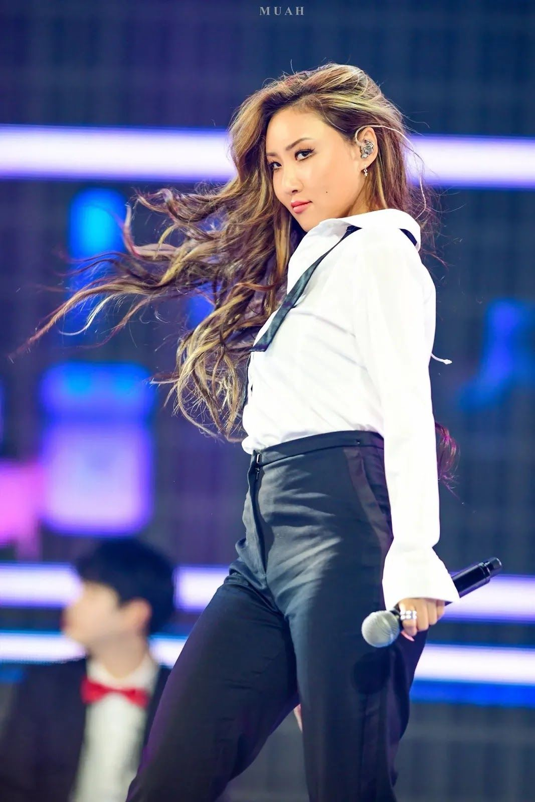 Here Are The 30 Most Popular Idols In Korea Right Now Hwasa Mamamoo Kpop Girls
