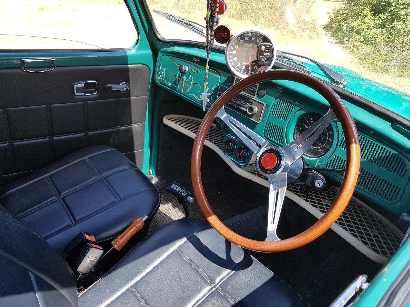 eBay: cal look beetle.hot 1641cc....gene berg...porsche parts ...