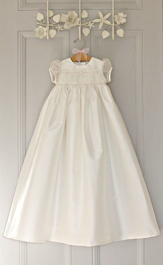 Christening Gown \'Annabelle\' | Christening gowns, Gowns and Babies
