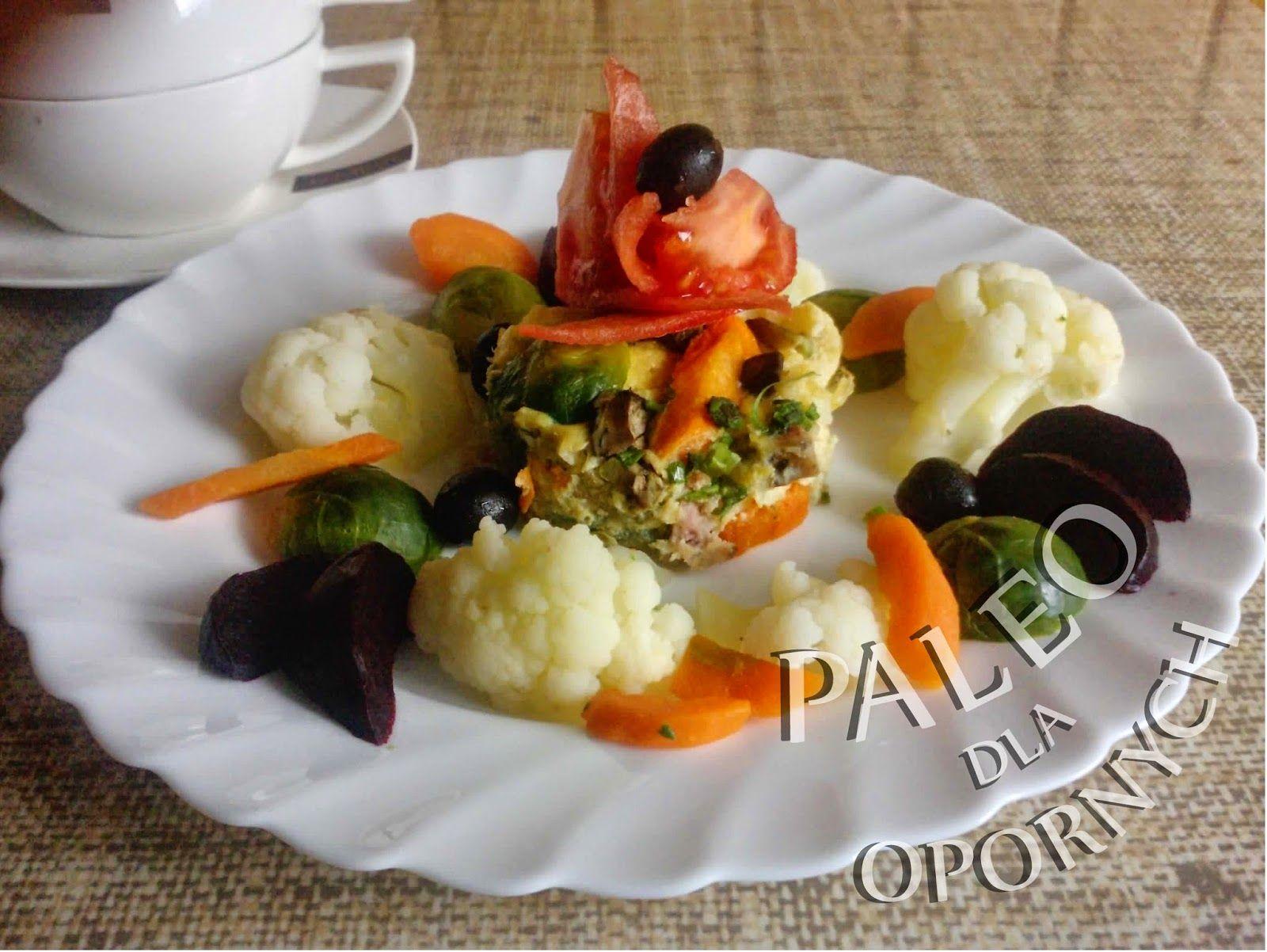 Kuchnia Paleo Dla Opornych Frittata Z Warzywami Cooking Paleo Food