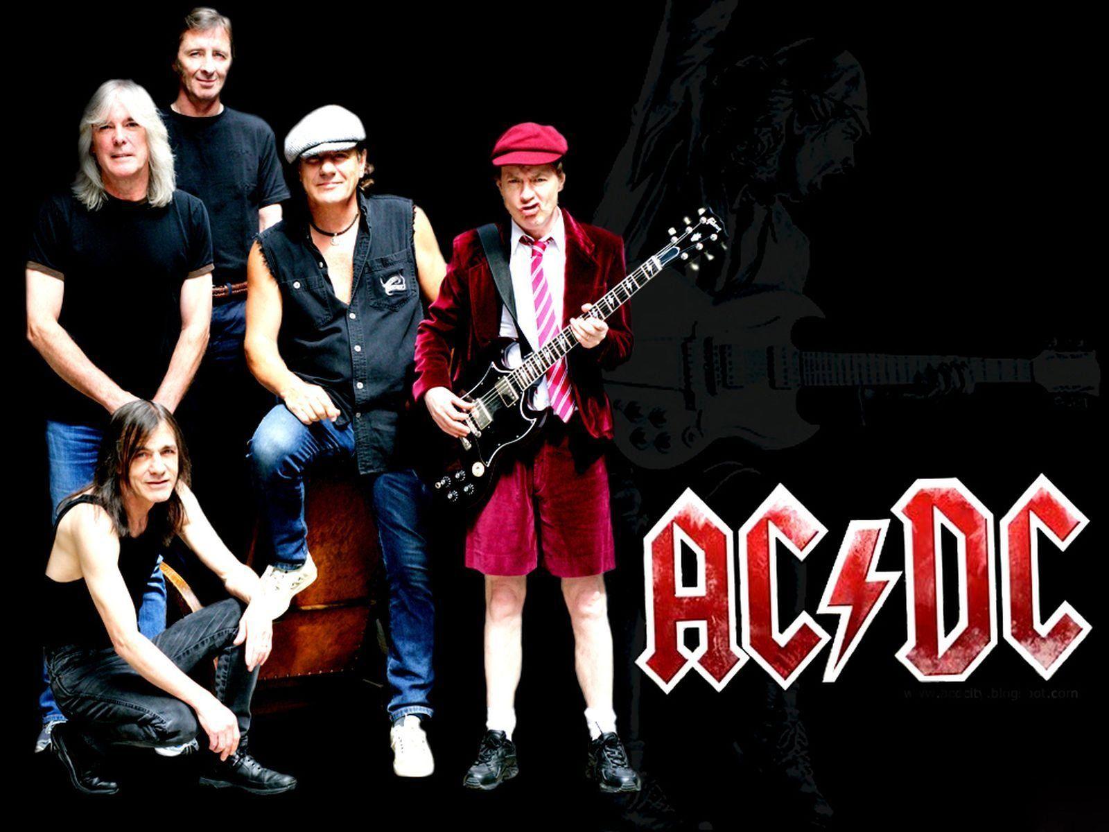Resultado de imagen para banda australiana AC/DC