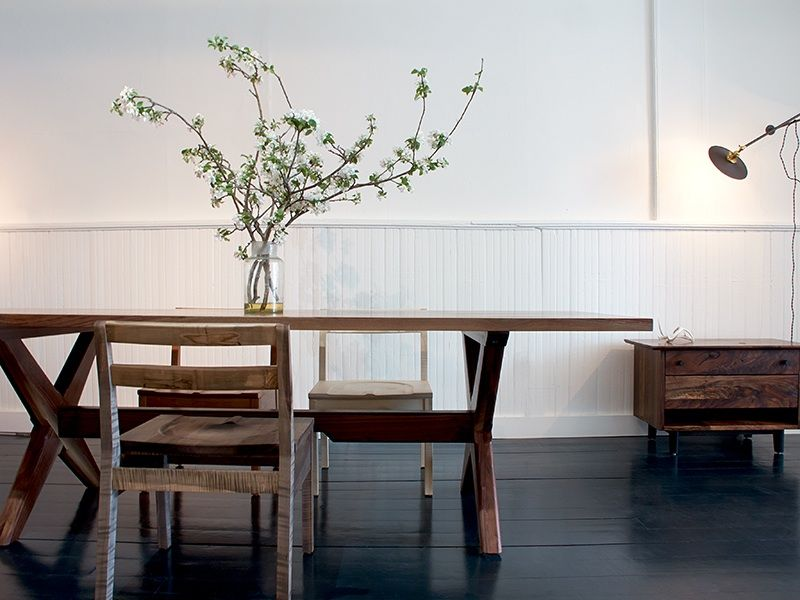 Shaker-Inspired Furniture, Handmade in the Hudson Valley: Remodelista