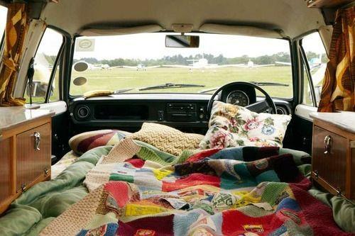 Camping In Car Tumblr