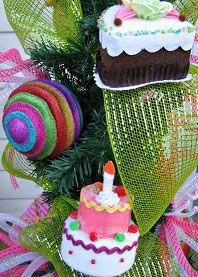 Addobbi Natalizi A Forma Di Dolci.Albero Natale 2014 Decorazioni Originali E Nuovi Ornamenti Foto Decorazioni Ornamenti Natale