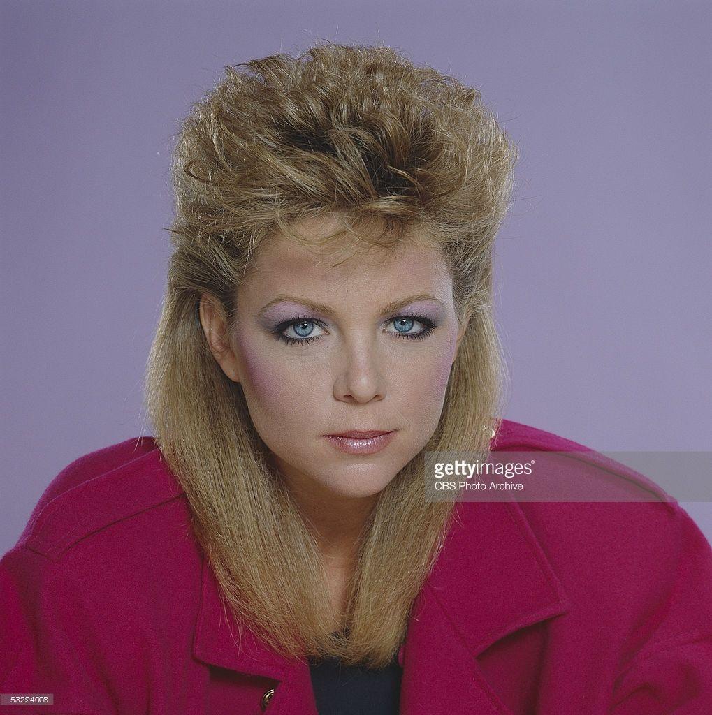 American actress Lisa Hartman of the CBS prime time soap opera ...