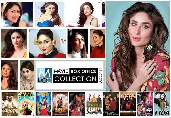 Kareena Kapoor All Movies Box Office Collection Hits Or Flops Analysis List Highest Grossing Films Records 100 200 300 Box Office Collection Movies Box Movies