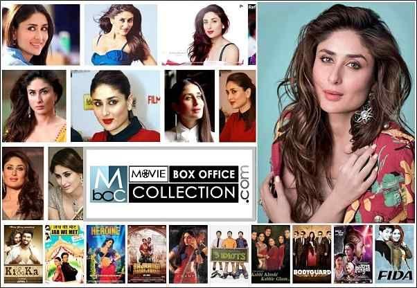 40+ Kareena Kapoor Full Movie List