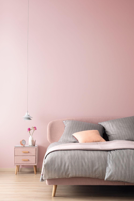 Designfarbe Dezentes Kristallrosa Nr 20 Schoner Wohnen Farbe Schoner Wohnen Schoner Wohnen Wandfarbe