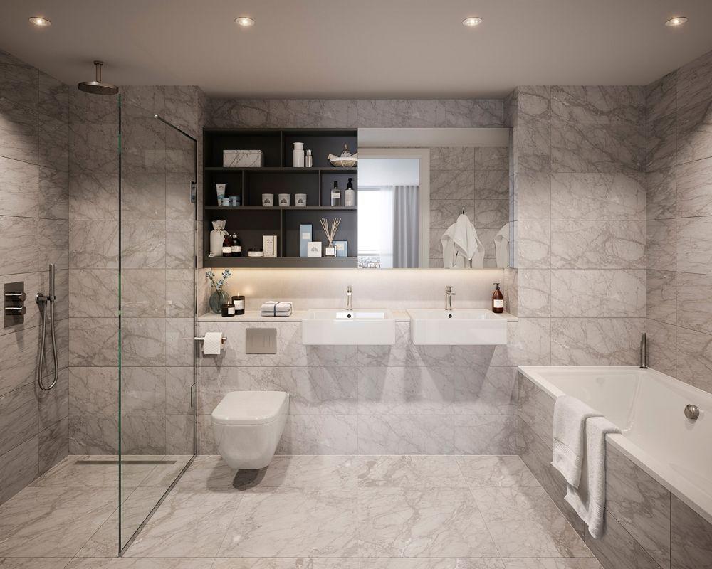 Lixin Quartz Stone for Bathroom