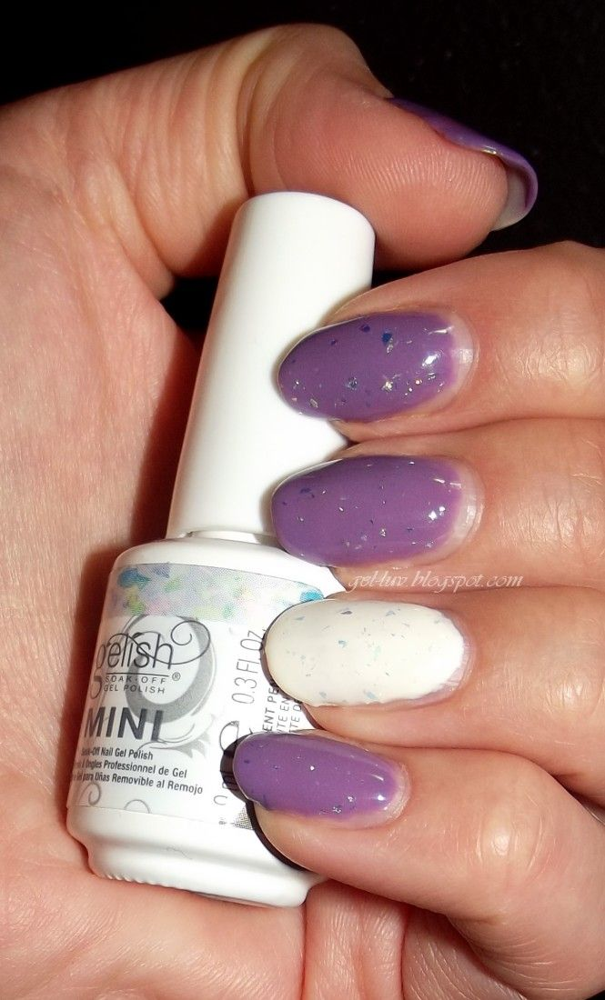 Opi Gelcolor A Grape Fit With Red Carpet Manicure White Hot And Gelish Rough Around The Edges More Pictures Information Etc At