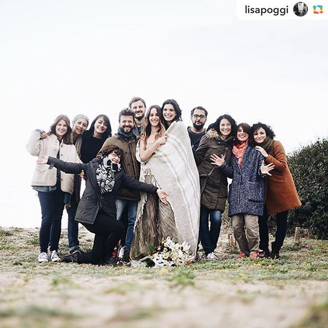 Repost from  @lisapoggi:I can't help but feel so lucky to be able to work with such an amazing team of professionals and splendid human beings.  #teamwork #bettertogether #inspirational #shooting #apulia #semprepatagoniasembra #lrcf  #larosacaninafirenze #apulia #italy #italywedding #italianwedding