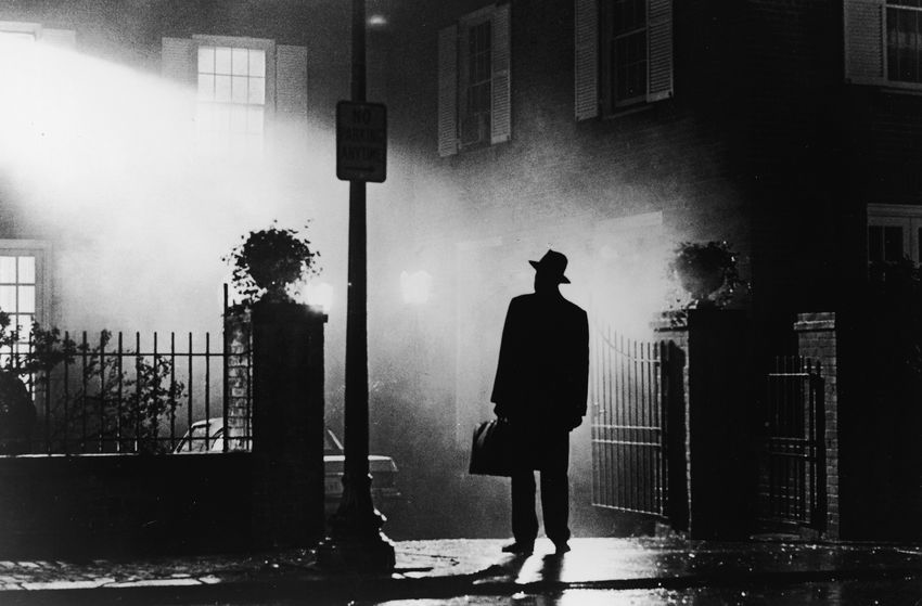 31 horror movies for the 31 days in October The exorcist