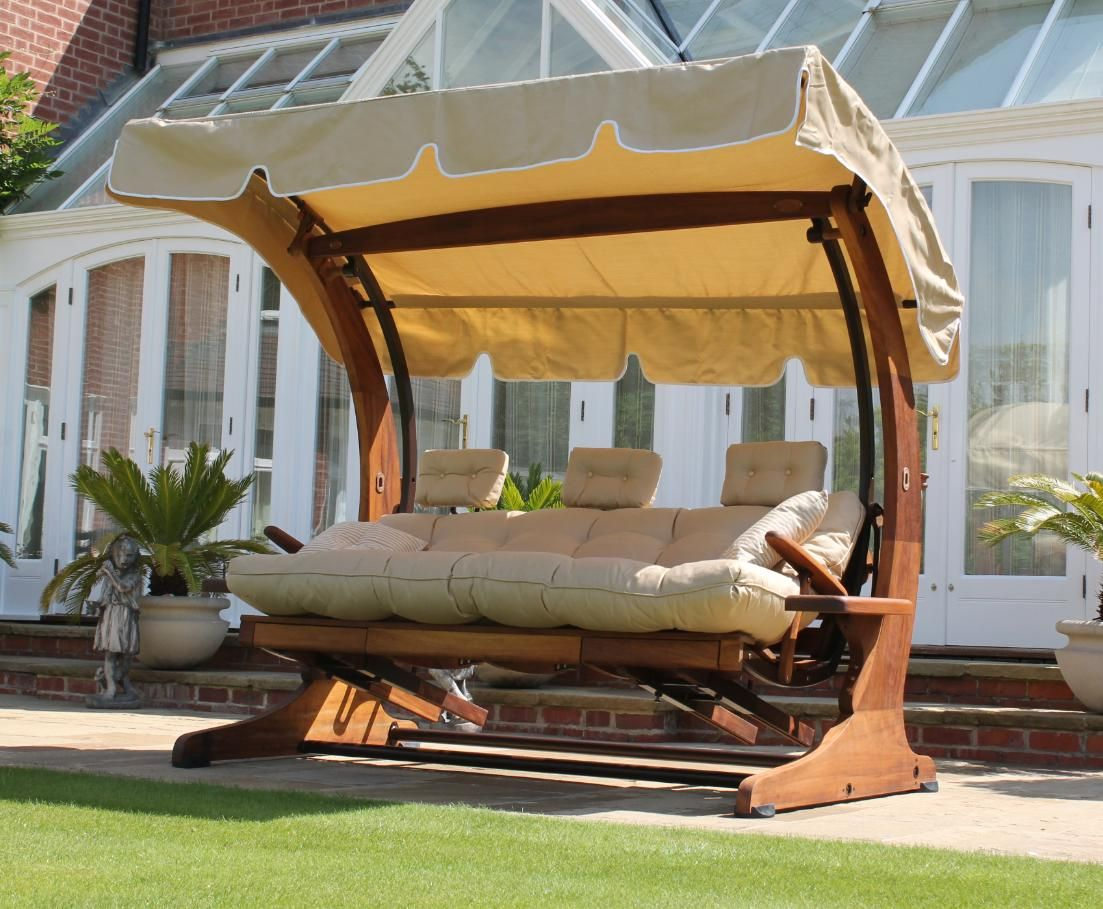 Covered Garden Seats Uk