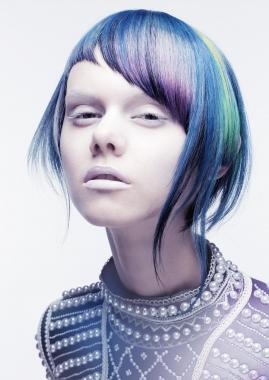 JHA 2013 Stylist / Tsuyoshi Takahashi Hair & Make / Yoshiko Jinguji(SHISEIDO)