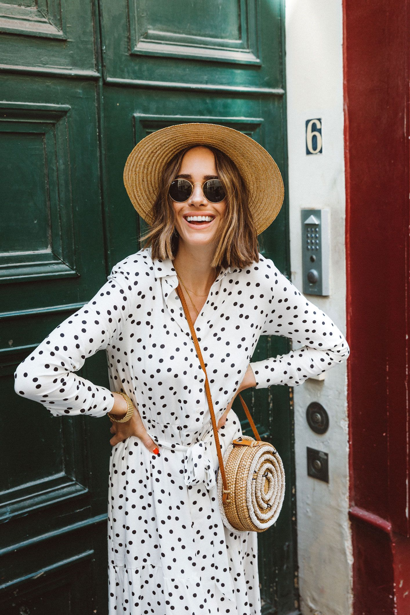 Updating Your Polka Dots For Summer