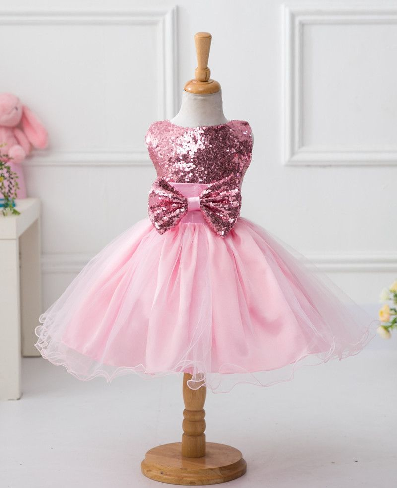 cef2f27424da4 Girl Dress Party Birthday Wedding Princess Baby Girls Christmas Clothes  Children Kids Girl Dresses