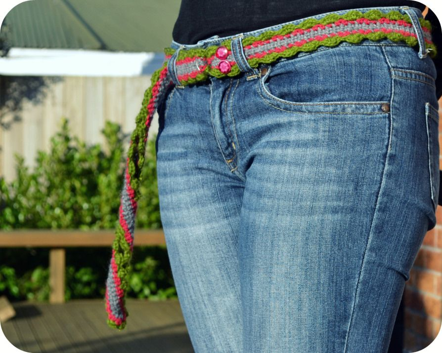 Crochet Belt For Me And You Too Crochet Belt Free Pattern And