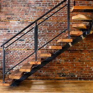 Looking for feedback on this stair railing design. We ...