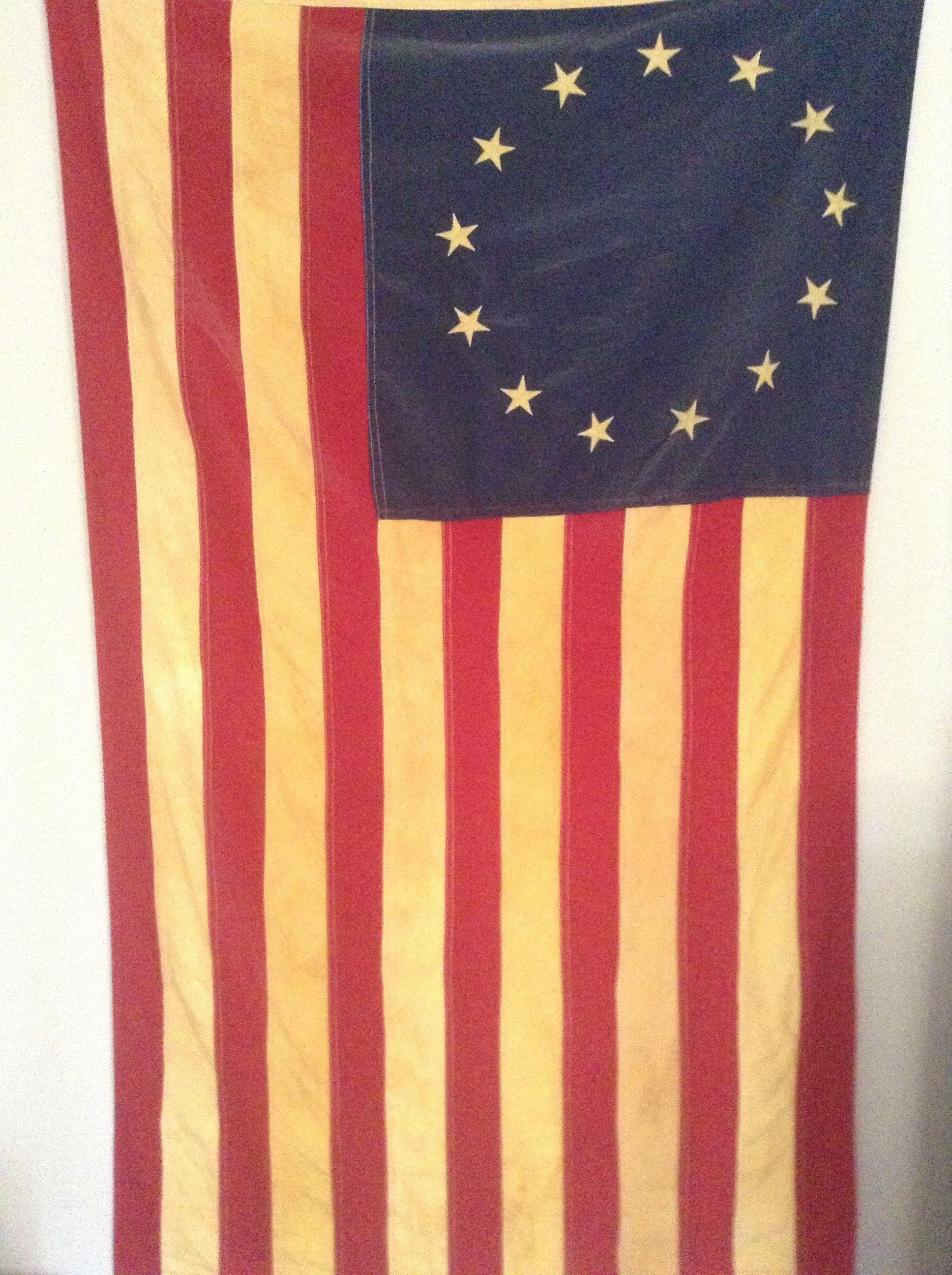 Original 13 Colonies United States Flag American Nationalism United States Flag American Nationalism America Flag