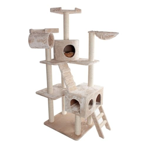 Majestic Pet 73 In Casita Cat Tree Afflink Majestic Pet Cat Tree Condo Cat Furniture
