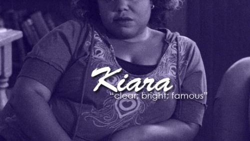 Meaning of the name Kiara