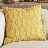 Found it at Wayfair - Hayley Linen Pillow Cover