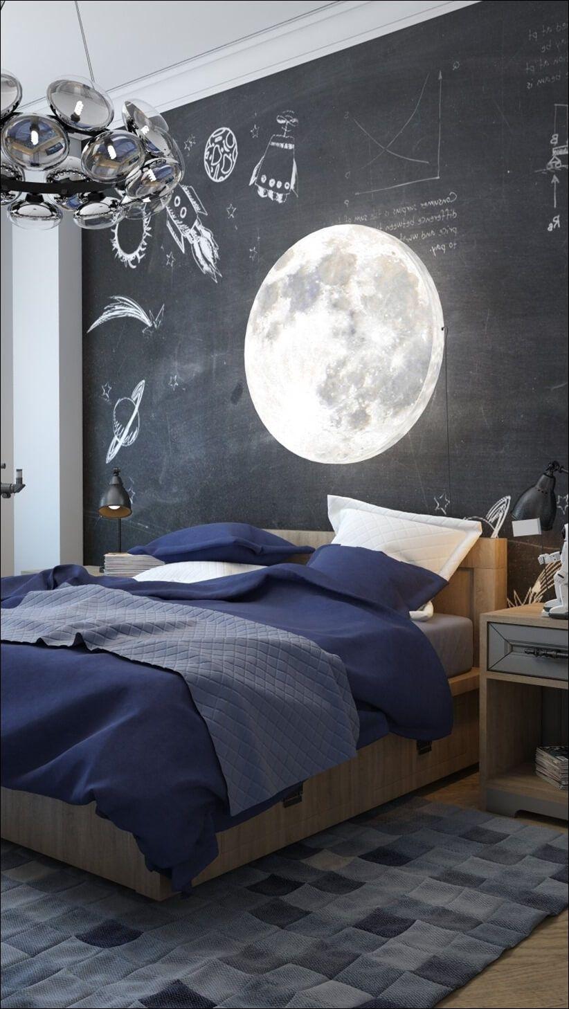 33 Cool Teenage Boy Room Decor Ideas Arredamento Camera Da Letto