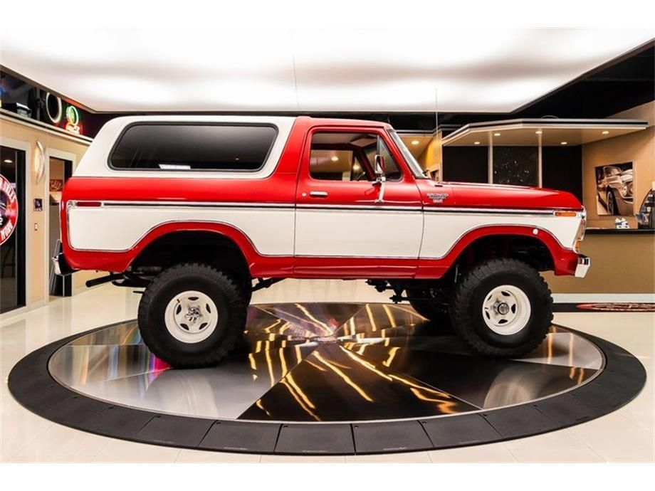 1979 Ford Bronco (CC1315691) for sale in Plymouth