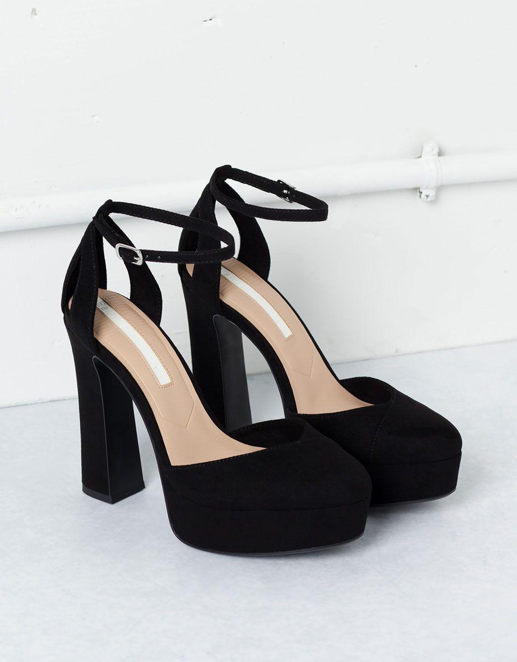 Escarpins plateforme Bershka - Chaussures à talons - Bershka France