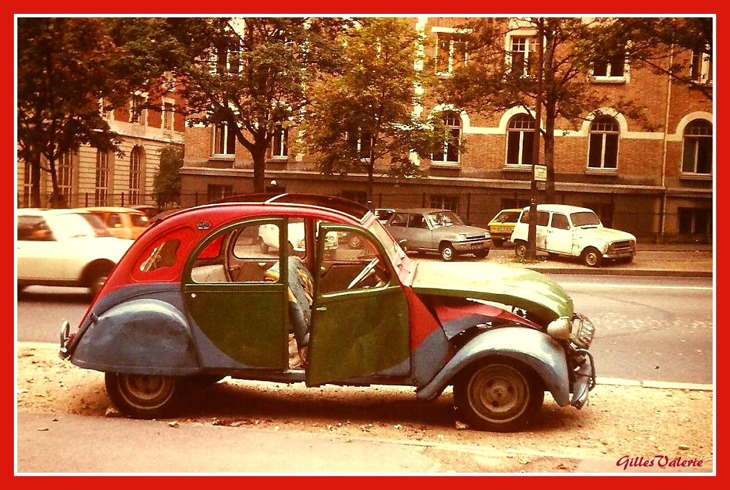 epave 2CV by gilles valerie on 500px