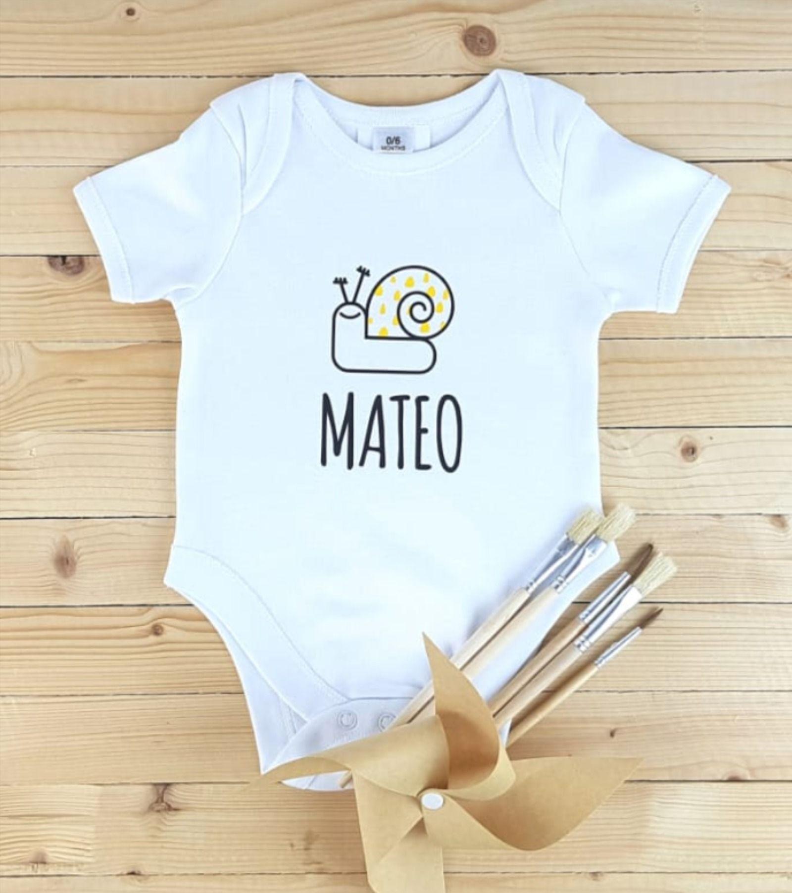 Body Personalizado Bebé Bebe Body Personalizar