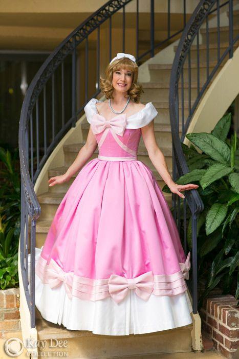 Pink Cinderella Cosplay Dragon-Con | Disney | Cinderella ...