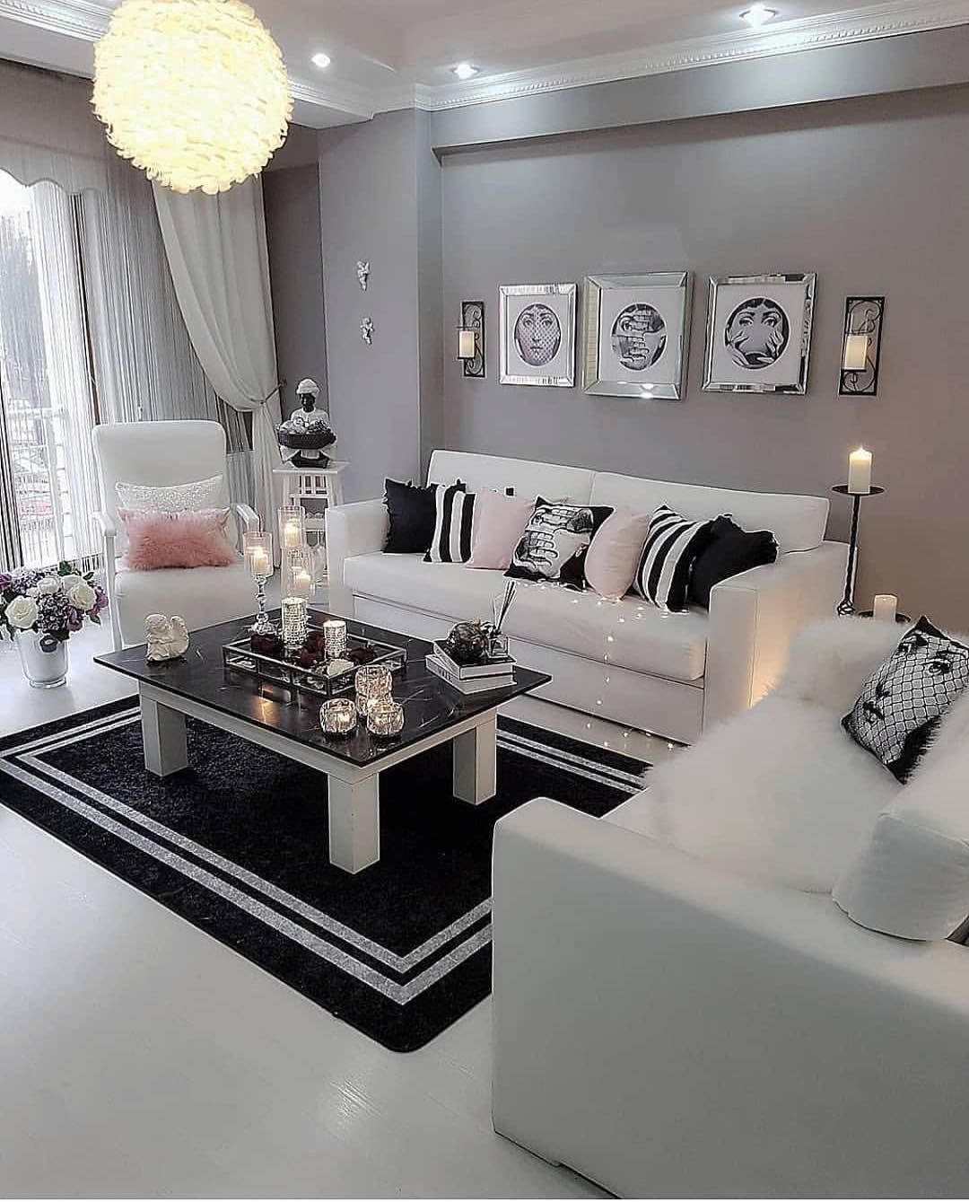 Hastags On Pinterest Find Popular Hastags On Pinterest Stylish Living Room Furniture Living Room Sofa Family Room Decorating