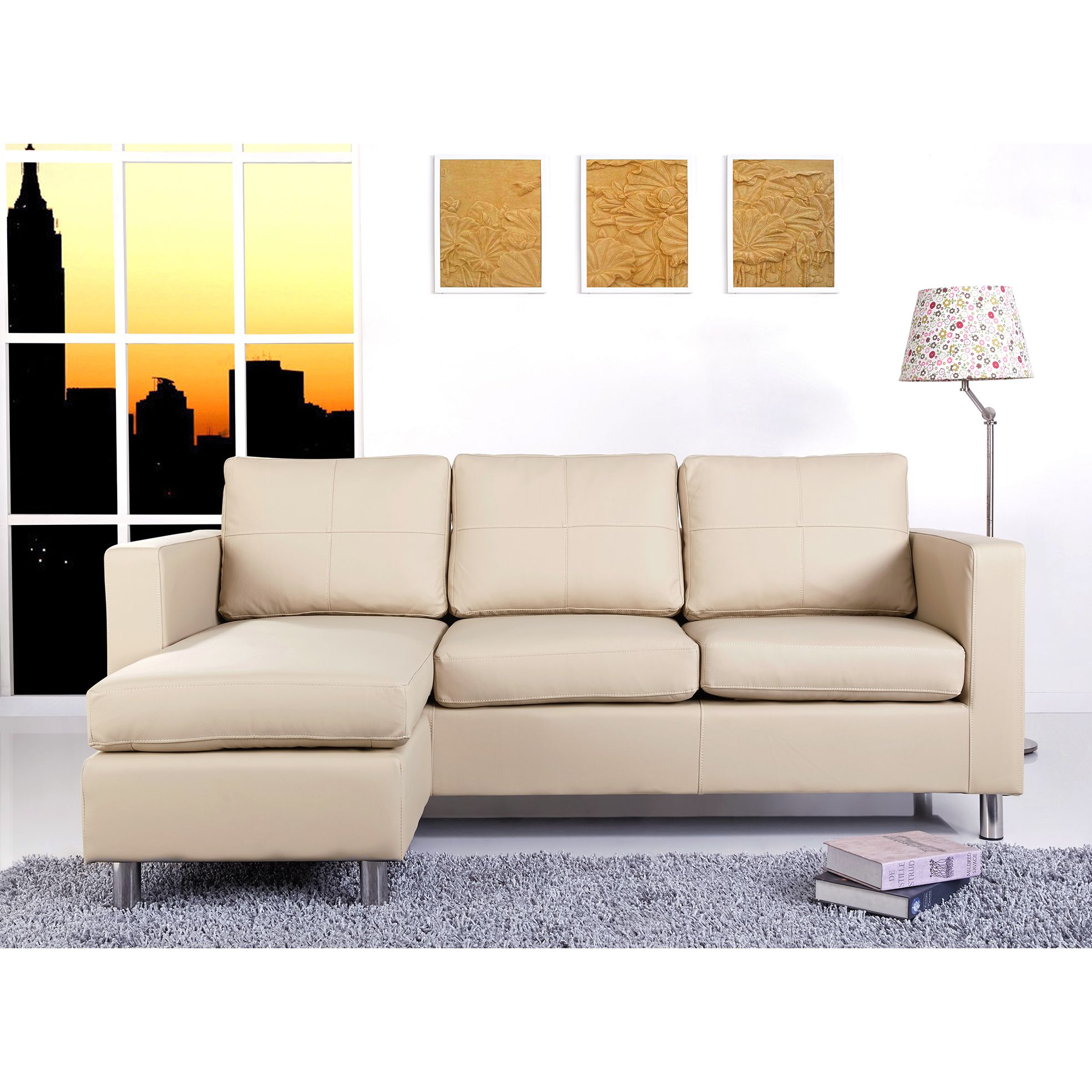 Charmant Enhance The Comfort And Style In Your Living Space With The Contemporary  Design Of This Exquisite
