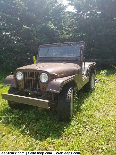63 Willys Jeep Cj5 1 Jeep Cj5 Willys Jeep Jeep Parts For Sale