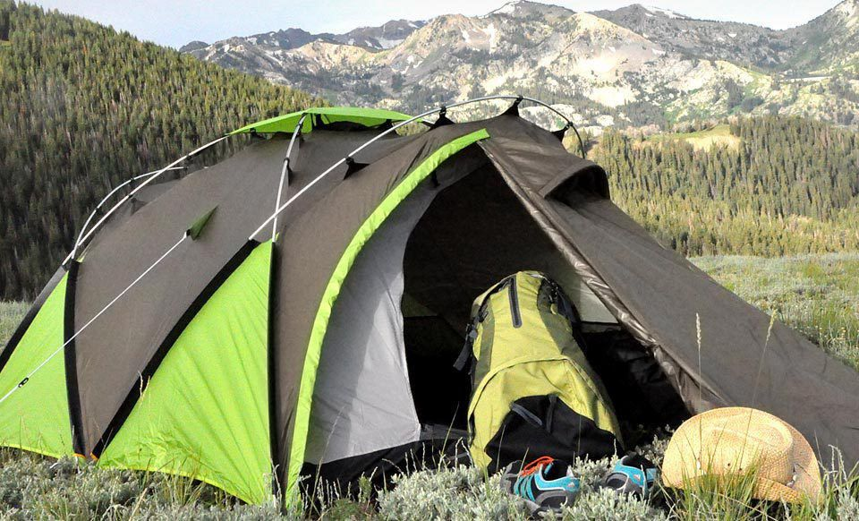Groupon - The Backside T-Series Backpacking Tents (Up to 52% Off). Six Options Available. Free Shipping and Free Returns.. Groupon deal price: $99.99