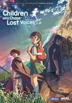 6 Anime Like Spirited Away Recommendations In 2020 Lost Voice Hoshi O Ou Kodomo Anime Movies