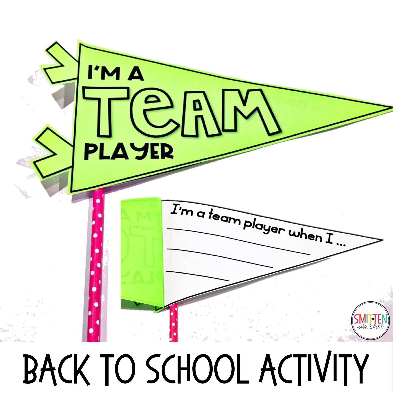 Back To School Activities And Games For 1st 2nd And 3rd