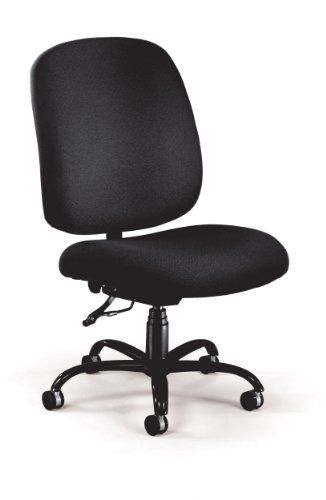 Ofm And Tall Executive Task Chair Armless Fabric Office Black 700236 Visit The Image Link More Details Note It Is Affiliate To