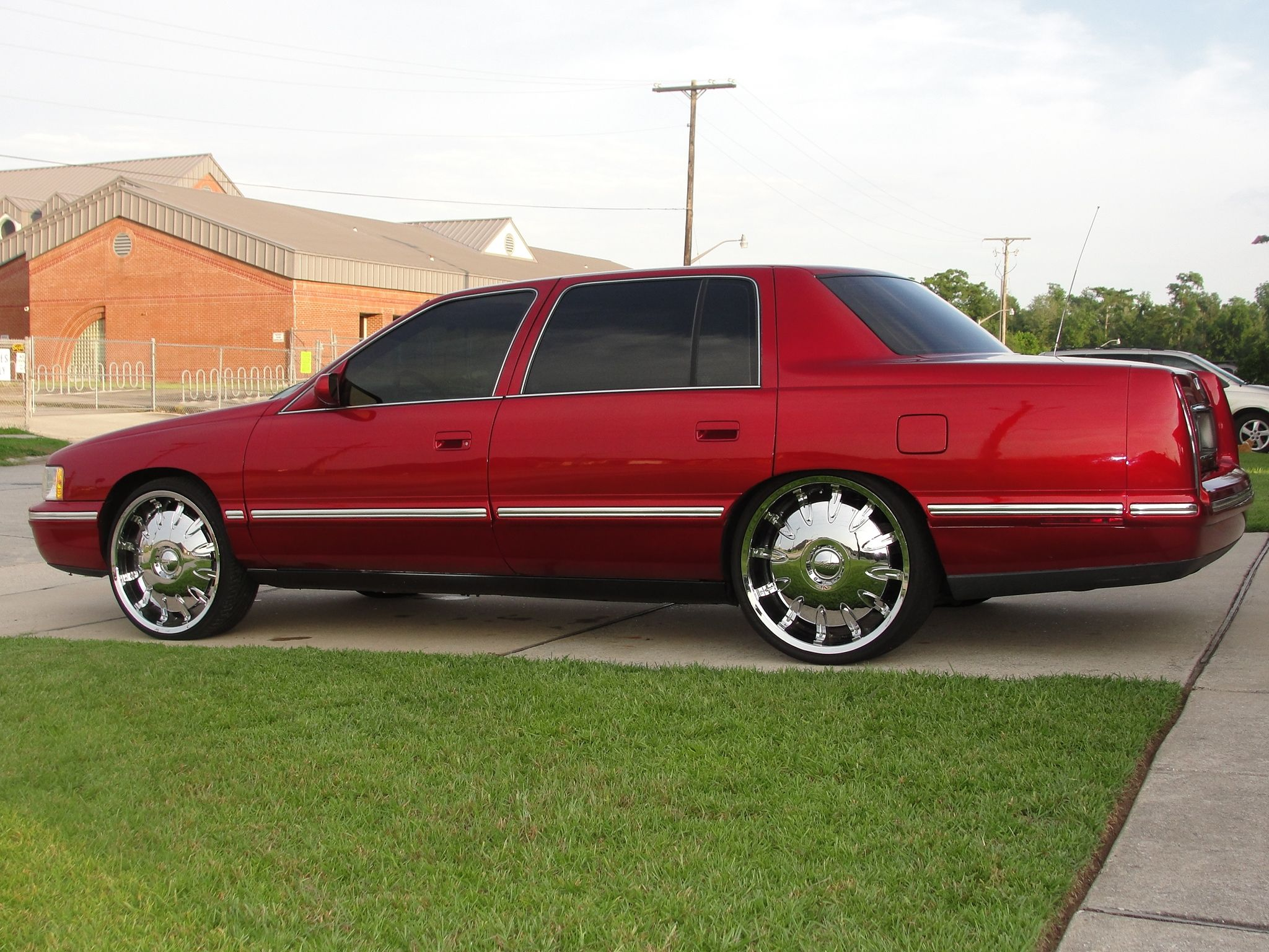 small resolution of image result for 1998 cadillac sedan deville d elegance on 24s