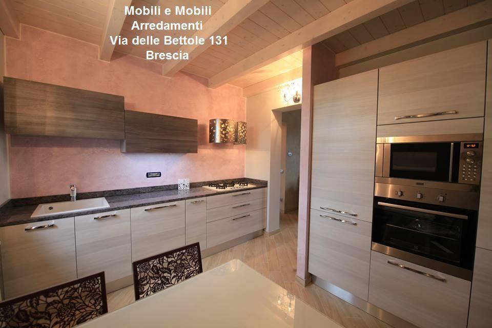 Cucine LUBE a BRESCIA - LUBE STORE Cucina realizzata dallo staff ...