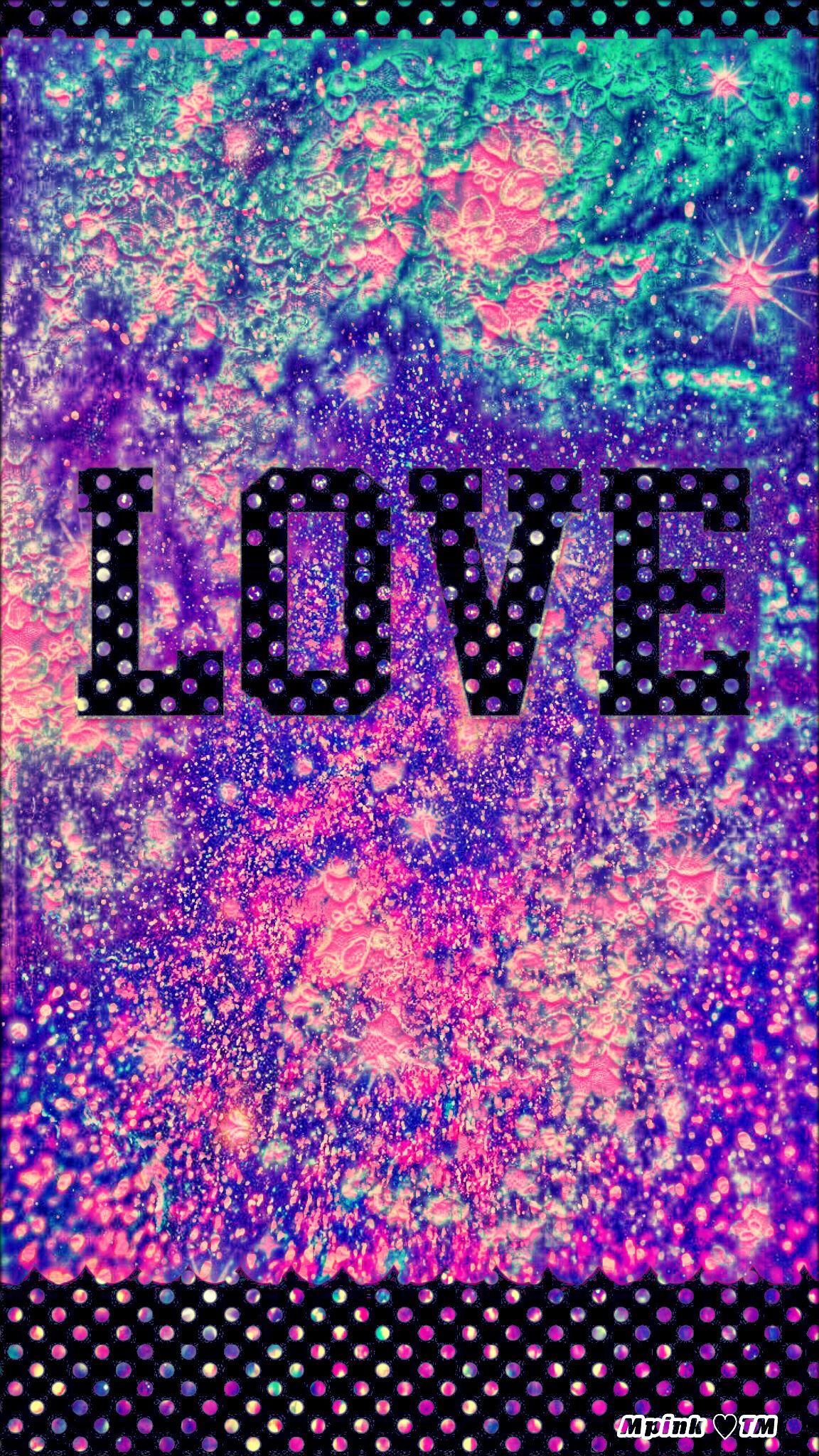 Love Galaxy Wallpaper Androidwallpaper Iphonewallpaper Wallpaper Galaxy Sparkle Glitter Galaxy Wallpaper Pretty Wallpaper Iphone Beautiful Girl Wallpaper