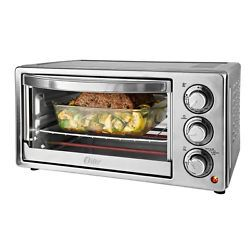 Oster 6 Slice Toaster Oven Tssttvf816 With Images Countertop