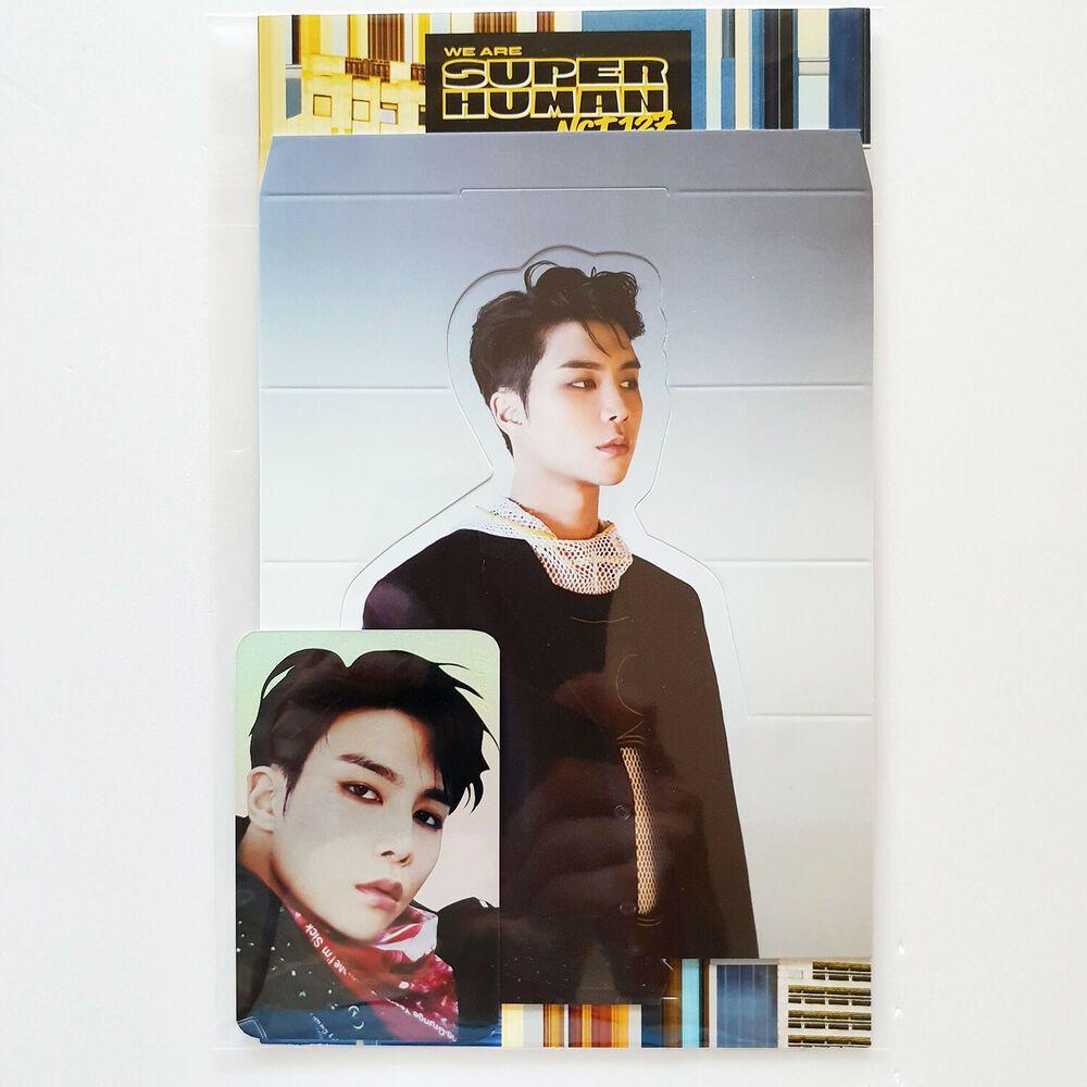 NCT 127 YUTA Authentic Official PHOTOCARD SUPER HUMAN 4th Mini Album