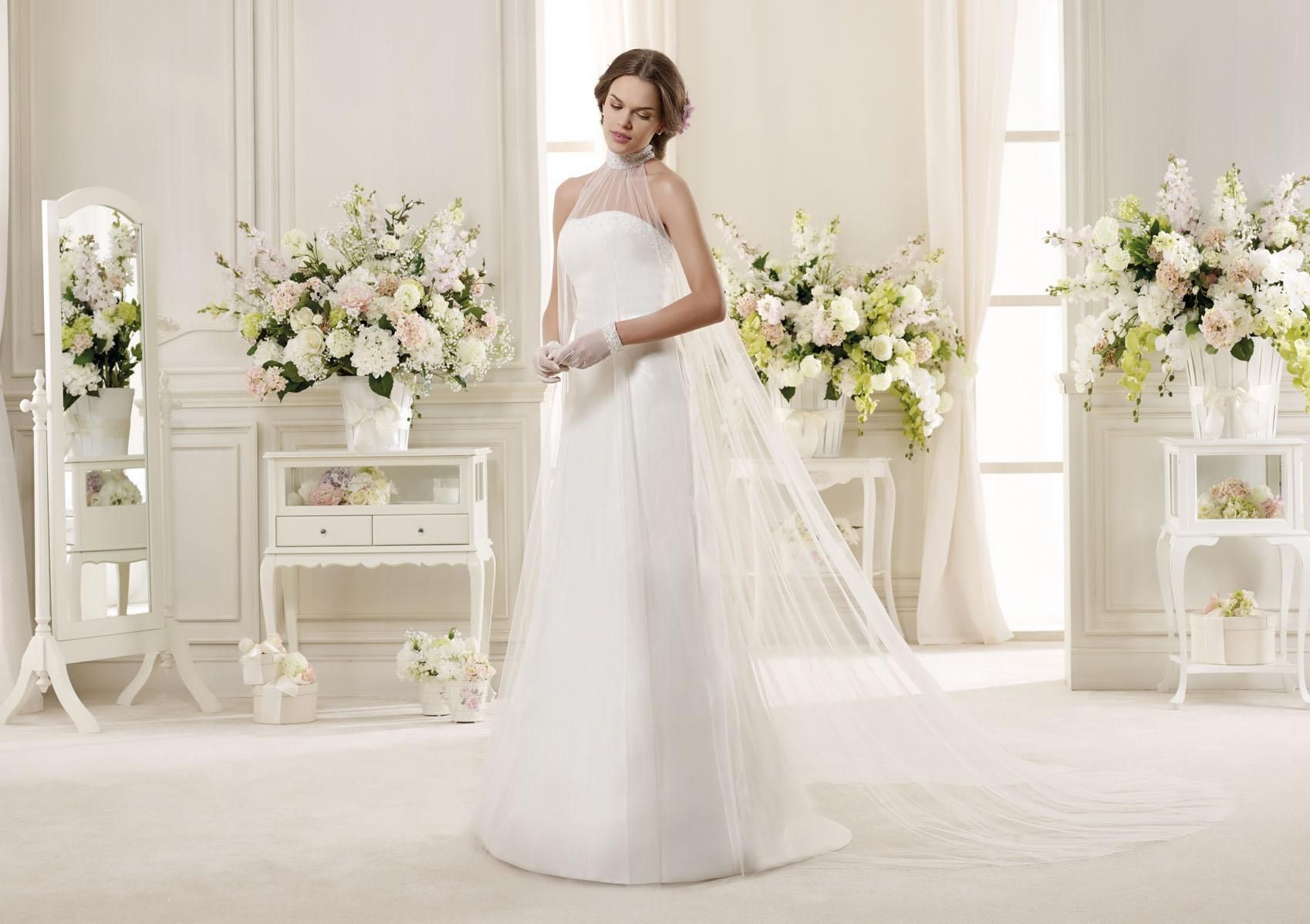 Wedding Dress Colet  COAB14013IV 2014
