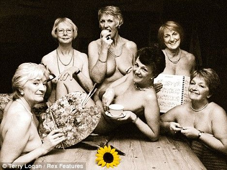 Theme.... womens institute calender england nude ralston with you