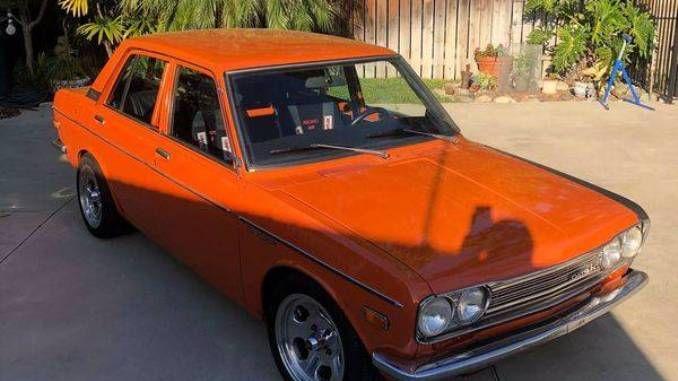 1972 Four Door in Norwalk, CA | Datsun 510, Norwalk ...