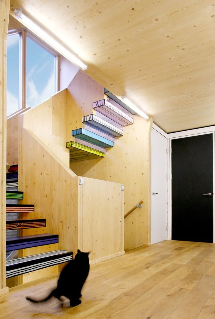 Wood block house, london.dMRR architects | HOME AND INTERIOR ...