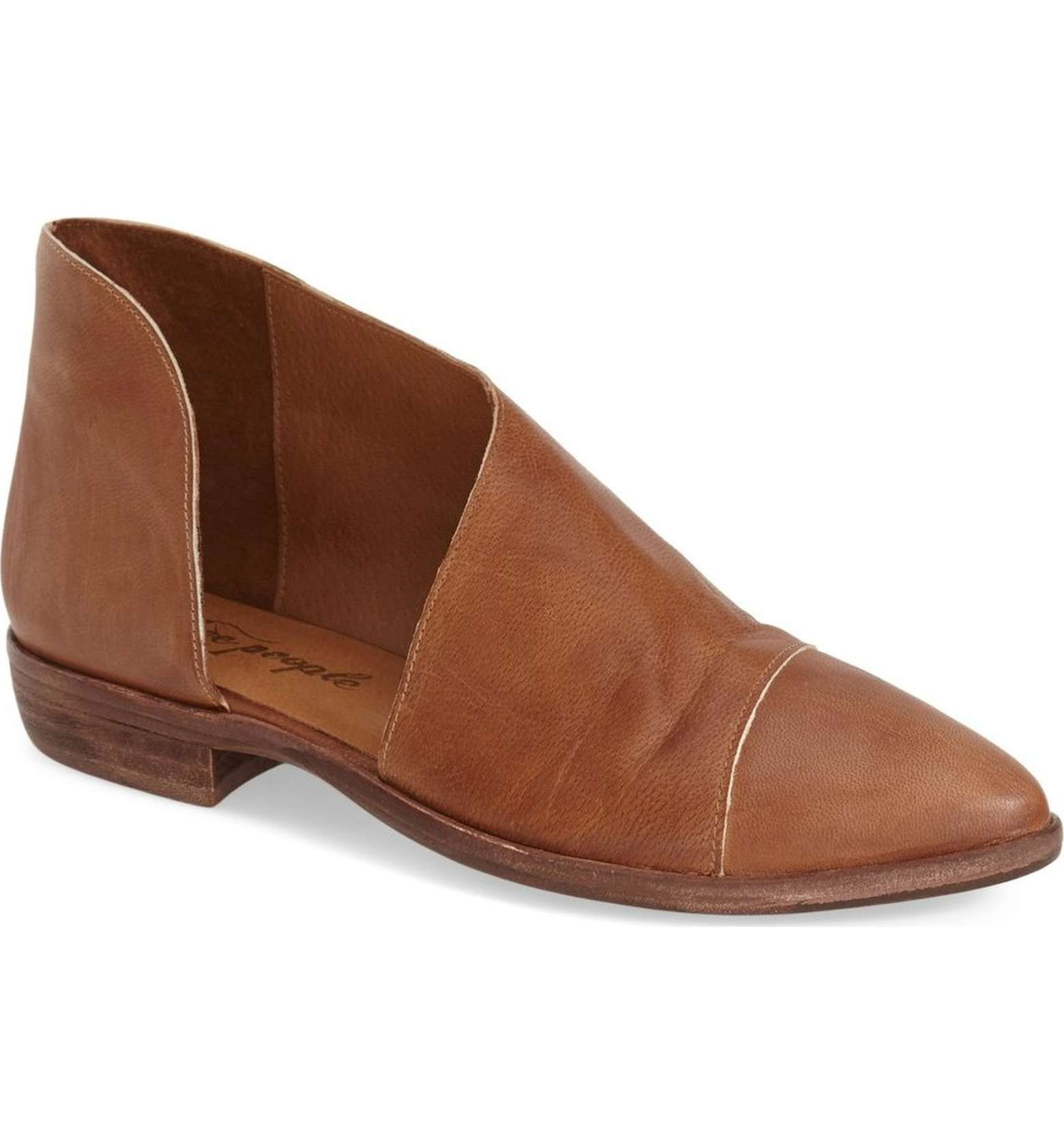 bbdccab97 Joanna Gaines brown flat shoe pointy toe | Joanna Gaines Style ...