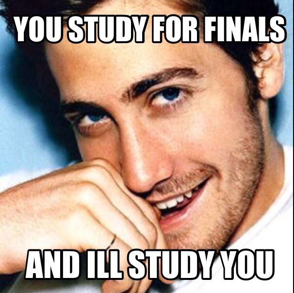I'll definitely go on and study harder